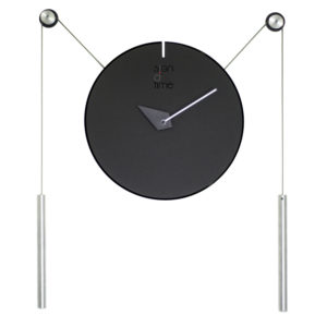 Orologio da parete balance innovativo di Inspiration Design Wallclocks